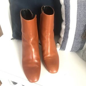M.Gemi leather boots